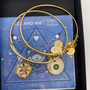 Alex and Ani braclets